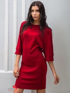 Платье Molegi, цвет красный