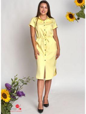 Платье El-Mira, цвет желтый