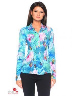 Блуза OLENNY, цвет бирюзовый