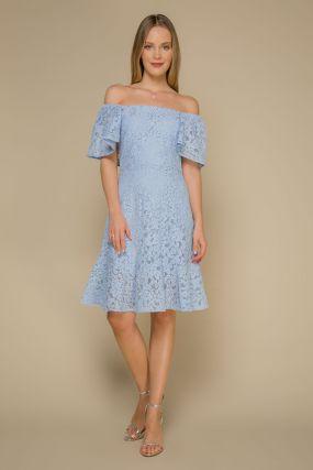 Платье 106818 Blue