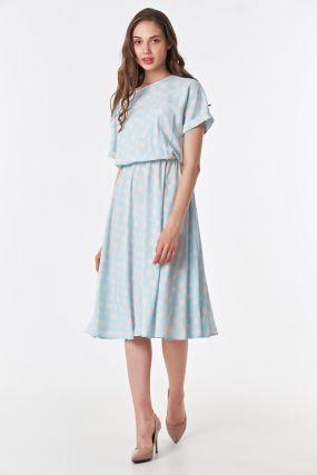 Платье миди на лето
