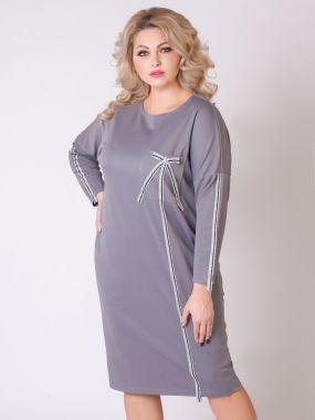Платье лента