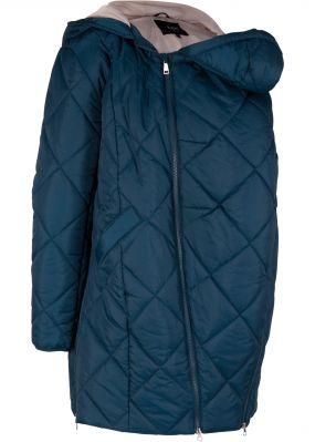 Стёганая куртка для беременных