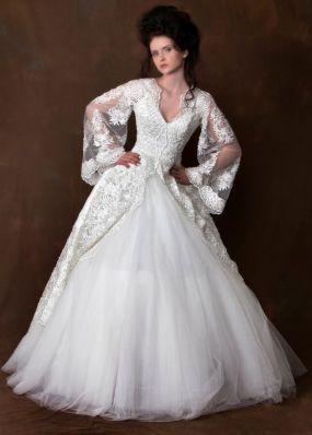 ESS048 Свадебное платье