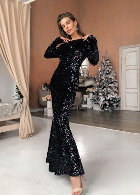Вечернее платье pmm045