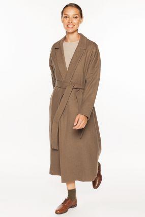 Пальто-халат Черешня