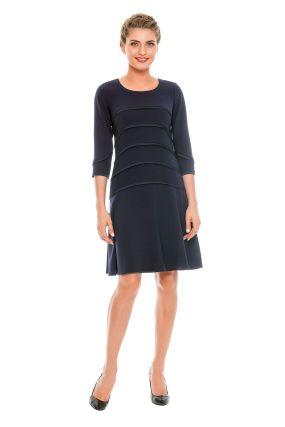 Платье EWA Аспен цвет синий