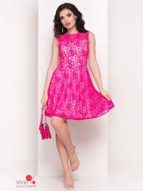 Платье Modus, цвет фуксия