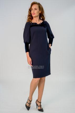 Платье PAOLA 6171/01 цвет синий