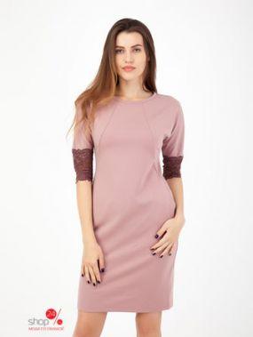 Платье Adzhedo, цвет розовый