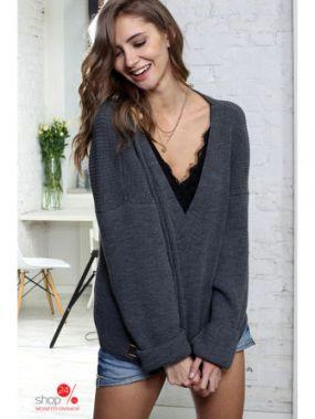 Пуловер AFUNGUARD, цвет темно-серый