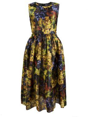 Шелковое платье