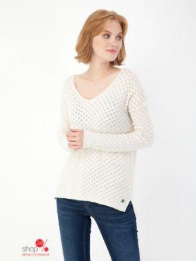 Пуловер Lee Cooper, цвет молочный