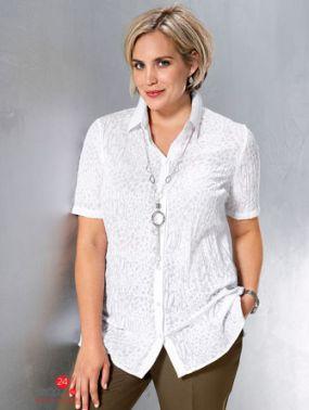 Блузка Julietta Klingel, цвет белый