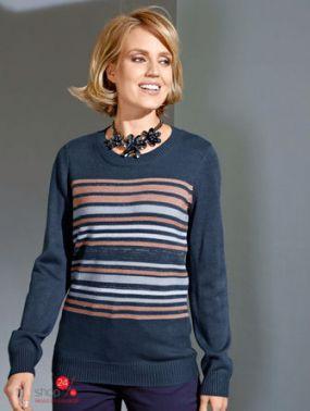 Пуловер Dress In Klingel, цвет синий, розовый, полоска
