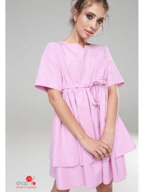 Платье Lavana Fashion, цвет розовый