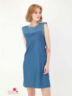Платье Lee Cooper, цвет синий