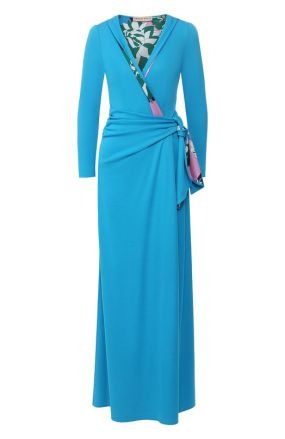 Платье-макси Emilio Pucci