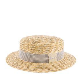 Шляпа канотье HERMAN