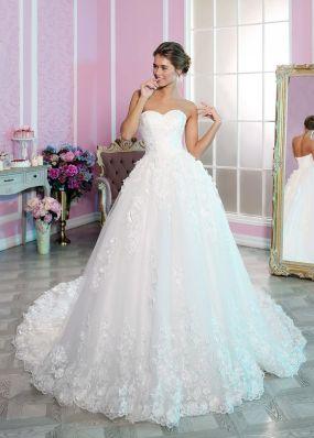ESS020 Свадебное платье