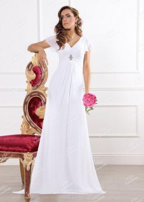 Свадебное платье с завышенной талией SL0173Y1