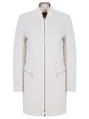 Пальто с нижней курткой на пуху