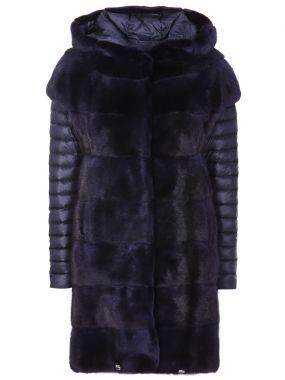 Куртка и меховой жилет