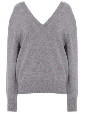 Пуловер кашемировый