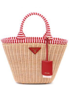 Плетеная сумка Middolino