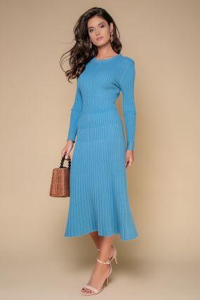 Платье 106918 blue