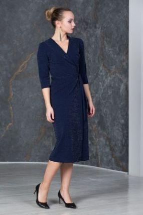 Шикарное платье халат с мерцанием