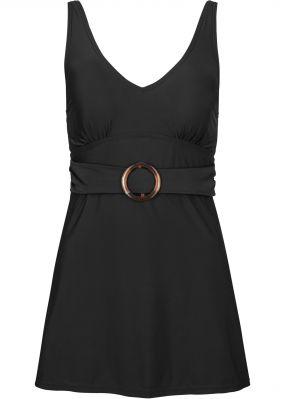 Купальник-платье из быстросохнущего материала