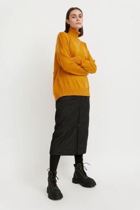 свитер женский оверсайз с шерстью