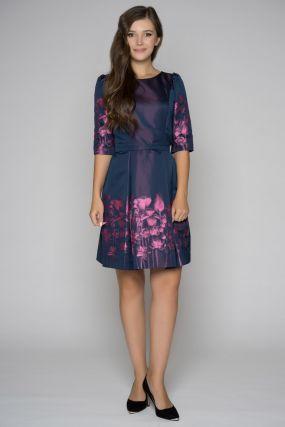 Платье LAME DE FEMME Нона 33LL цвет фиолетовый