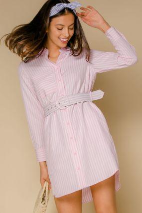 Платье 101005 Pink