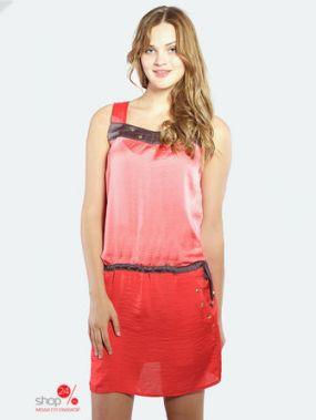 Платье Mila Nova, цвет коралловый
