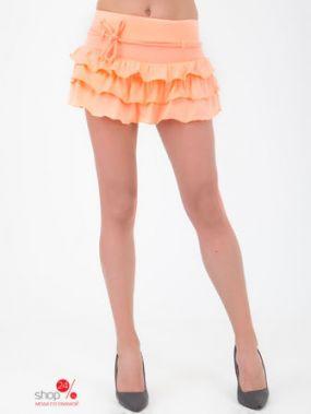 Юбка Terranova, цвет коралловый