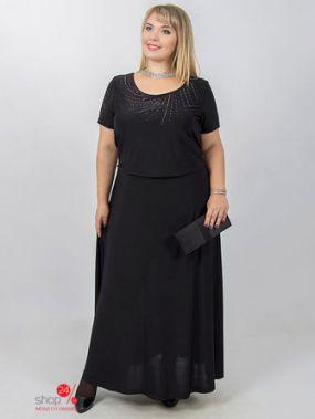Платье Eva Graffova, цвет черный