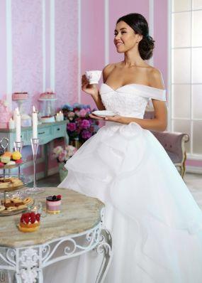 ESS018 Свадебное платье
