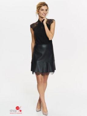 Юбка Top Secret, цвет черный
