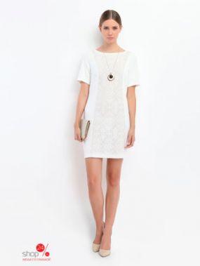 Платье Top Secret, цвет экрю