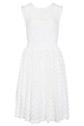Платье из шифона Apart