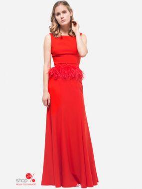 Платье Ksenia Knyazeva, цвет красный