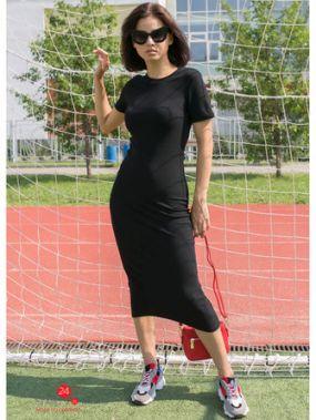 Платье MINAKU, цвет чёрный