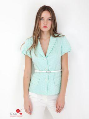 Жакет Devore, цвет зеленый