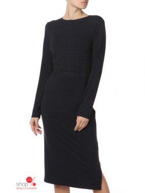 Платье Adzhedo, цвет черный, синий