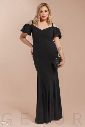Вечернее платье-годе