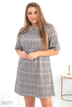 Классическое платье-мини