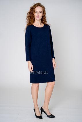 Платье POLA MONDI Мона  цвет синий