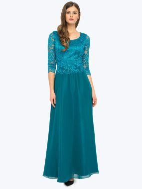 Платье POTIS&VERSO Алори 39JL цвет зеленый